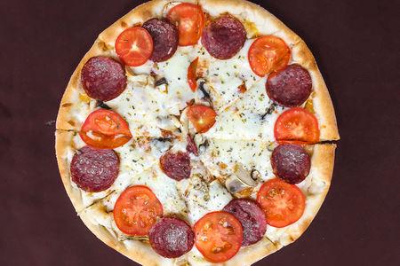 Пицца Сырная лепешка