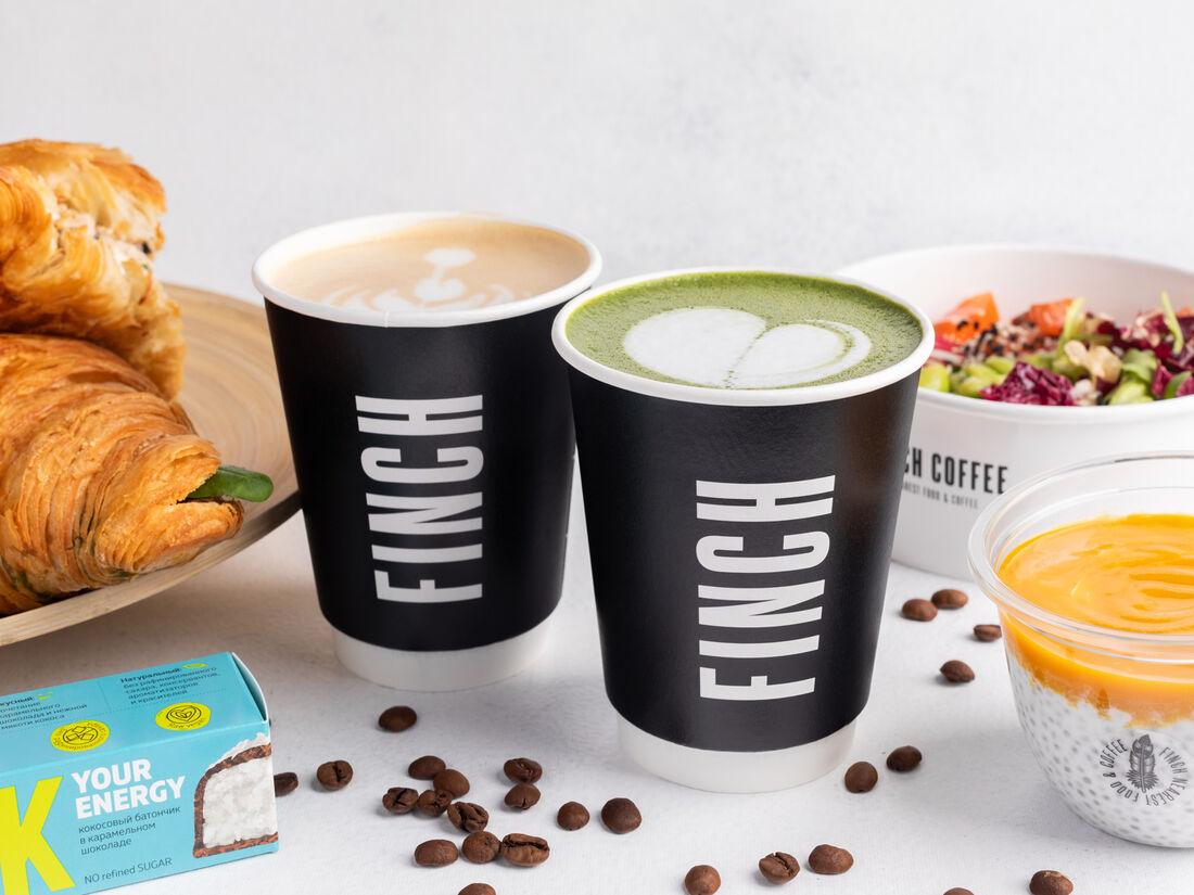 Finch coffee