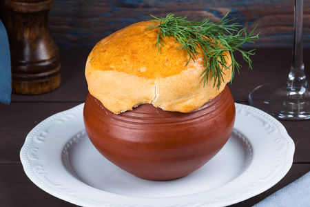 Суп-пюре Франц-Иосиф