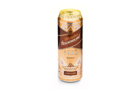 Пиво безалкогольное Volfas Engelman