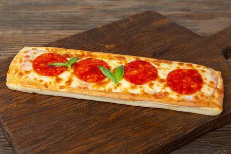 Пицца Фирменная Барбекю лонг