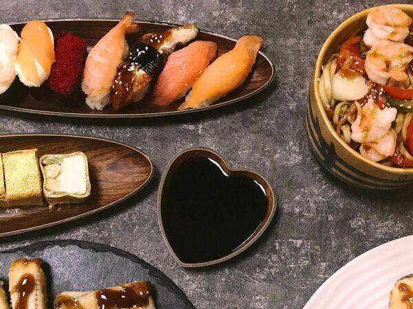 Я люблю суши