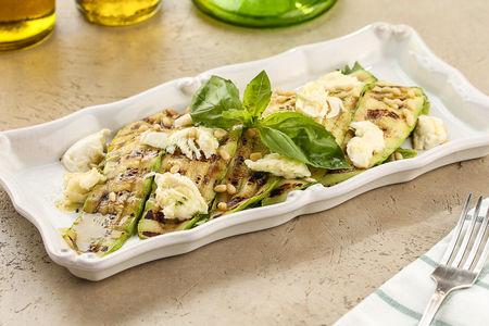 Цуккини-салат