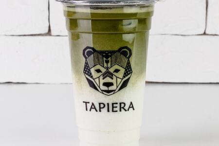 Японский чай Матча латте