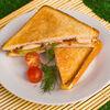 Фото к позиции меню Сэндвич с курицей