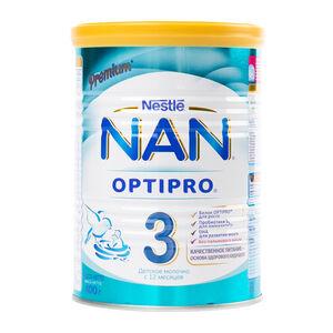 NAN 3 Optipro с 12 месяцев