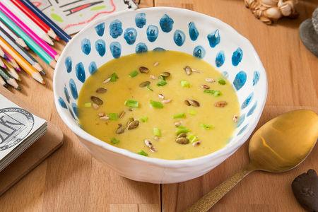 Крем-суп из цукини Мескалито