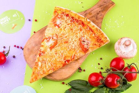Пицца Маргарита слайс