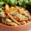 Фото к позиции меню Жареный картофель