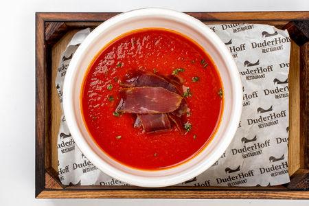 Суп Томатный с бастурмой