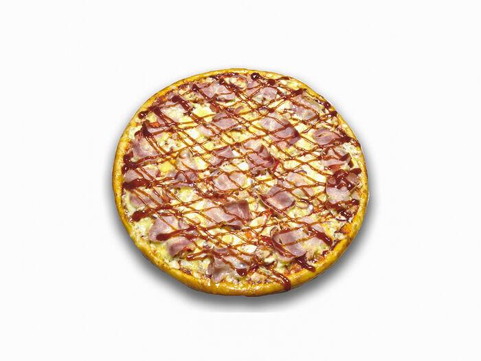 Пицца Барбекю или Гриль