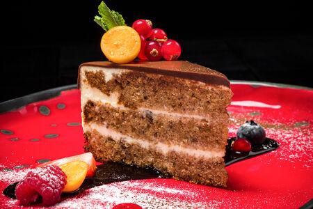 Торт Финиковый