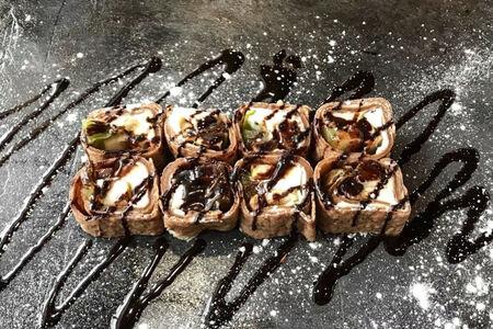 Десертный Шоколадный ролл