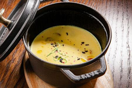 Крем-суп Ирландский