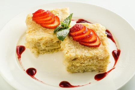 Пирожное Домашний Наполеон