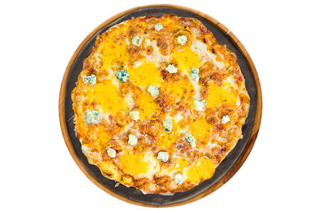 Пицца Четыре сыра Блэк
