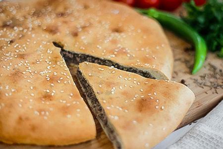 Пирог с бараниной
