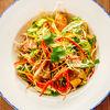 Фото к позиции меню Китайский салат с цыпленком
