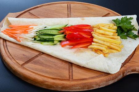 Шаурма Вегетарианская