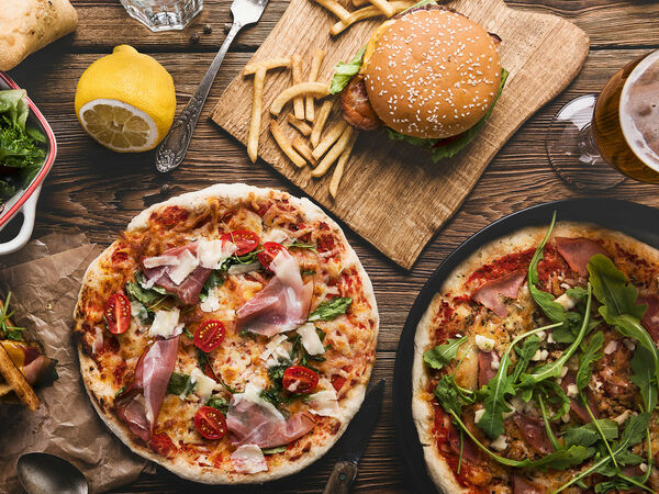 Gallo Pizza & Burger
