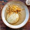 Фото к позиции меню Крем-суп из лесных грибов