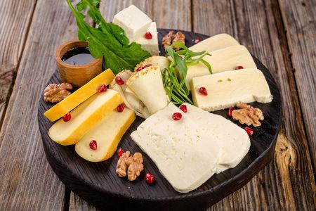 Ассорти из грузинских сыров