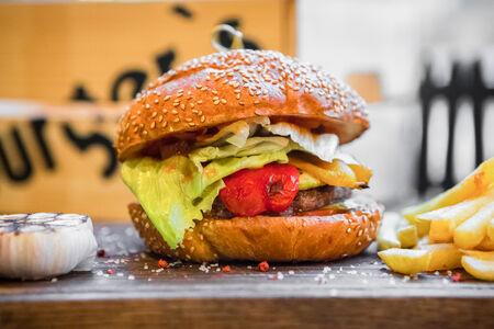 Бургер Eatmeat