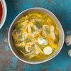 Фото к позиции меню Домашний суп-лапша