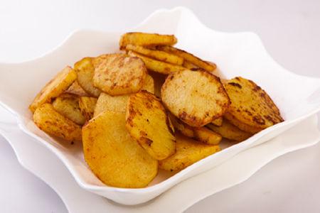 Картошечка печеная