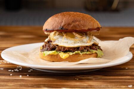 Бургер S.V. Beef
