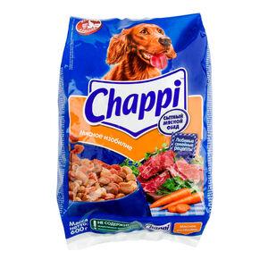 Chappi мясо-овощи-травы