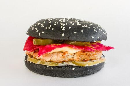 Бургер Черный Хряк