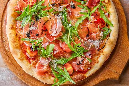 Пицца Руккола и Парма