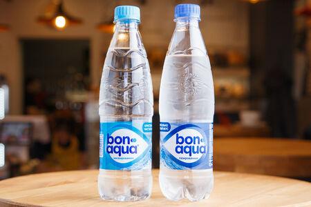 Bon Aqua в бутылке