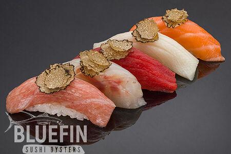 Ассорти суши с трюфелем