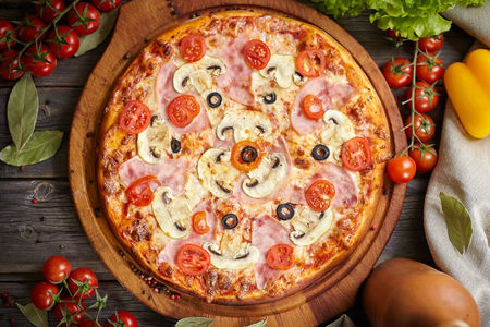 Пицца Капричеза