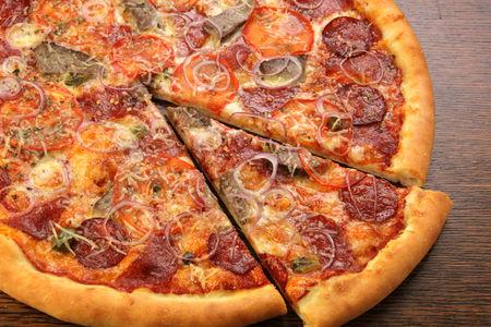 Пицца Диаболо