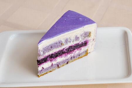 Торт Черничный пломбир