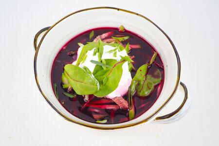 Суп Холодный борщ