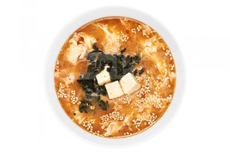 Кимчи суп