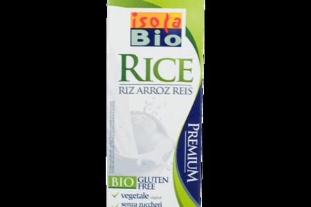 Напиток рисовый натуральный Isola Bio