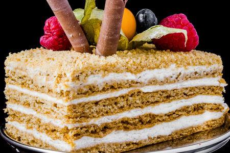 Торт Сладкий Янтарь