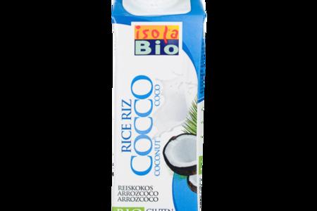 Напиток рисовый Isola Bio с кокосовым молоком
