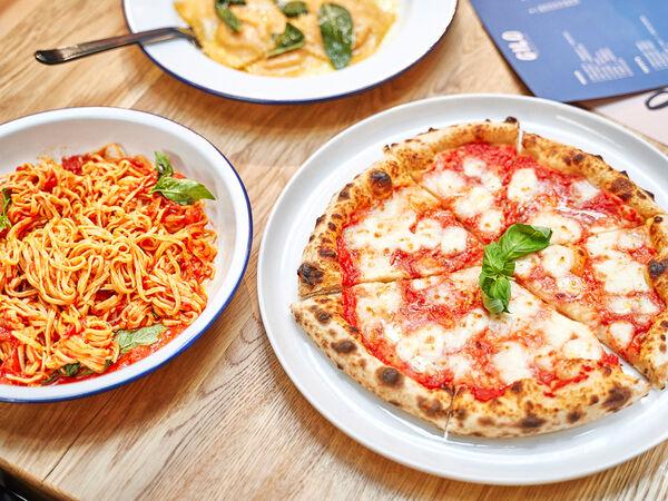 Gilo Pasta & Pizza