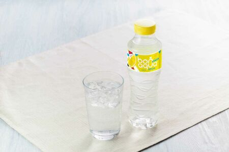 Bonaqua Viva лимон