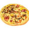 Фото к позиции меню Пицца Чесночный бум