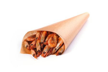 Креветки коктейльные