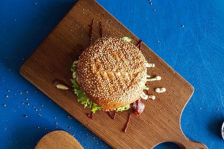 Бургер Мясная заправка