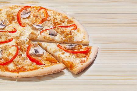 Итальянская пицца Ди полло