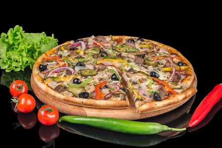 Пицца Мясная люкс